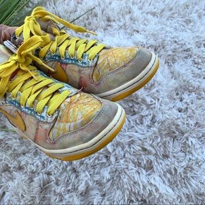 Nike Shoes - Nike Dunk High Premium Back to school sneaker 6.5